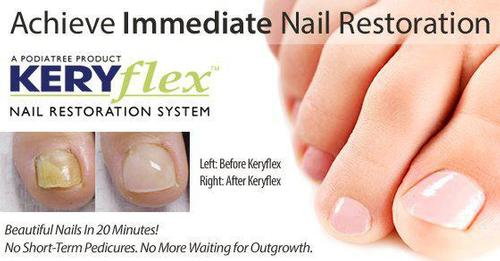 Get Immediately Clear and Healthy Looking Toenails!